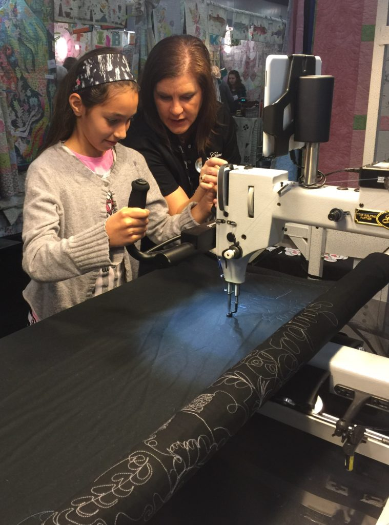 Grandmothers, Granddaughters, and Quilting