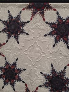 longarm quilter class Road to California Quilt Show