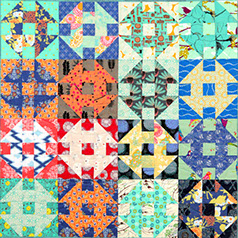 Double Wrench Quilt