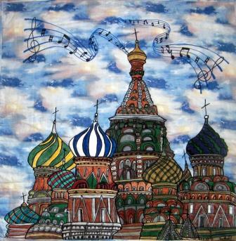 Back in the USSR by Priscilla Stultz