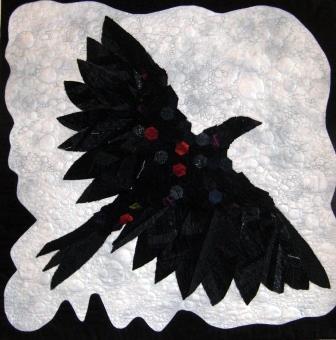 Blackbird by Su Gardner