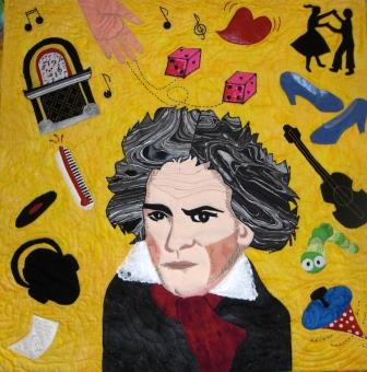 Roll Over Beethoven by Pat Dews