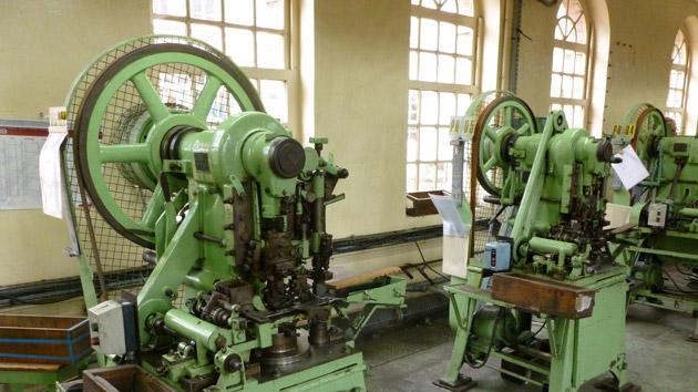 Bohin machines