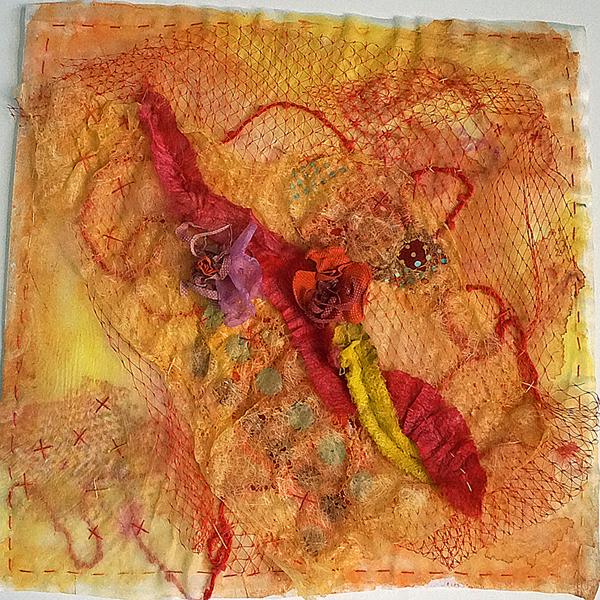Fiber Art Discovery Classes