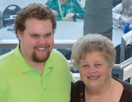 Matt and Carolyn
