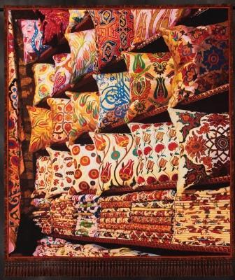 Silk Road Sampler by Melissa Sobotka