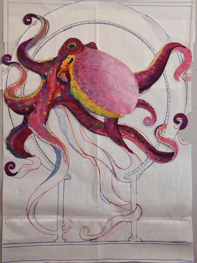 Ophelia the octopus