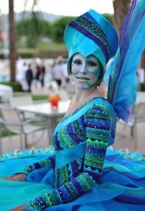 Costume for Cirque 1
